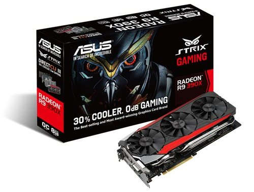 ASUS STRIX-R9390X-DC3OC-8GD5-GAMING