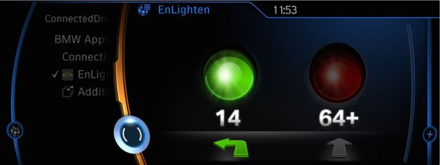 BMW Connected Signals EnLighten