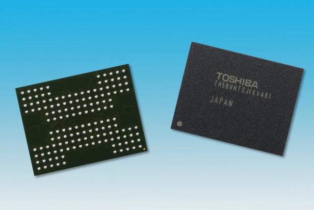 Toshiba NAND TSV