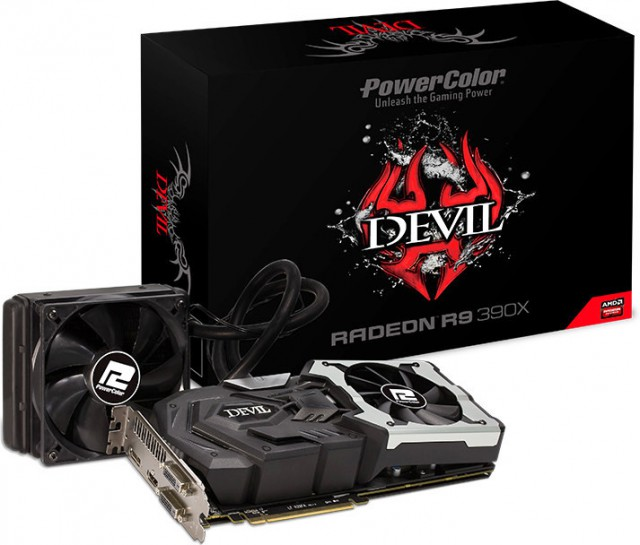 PowerColor DEVIL R9 390X 8GB GDDR5