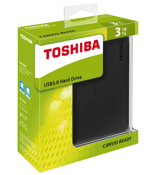 Toshiba Canvio Ready
