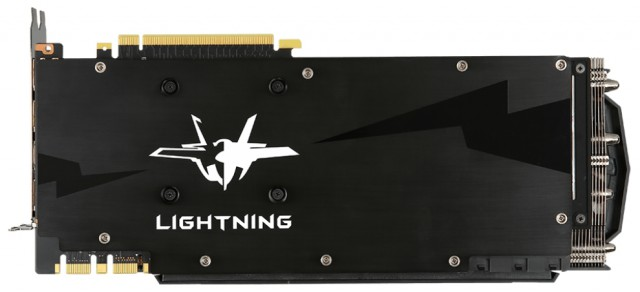 MSI GeForce GTX 980 Ti Lightning
