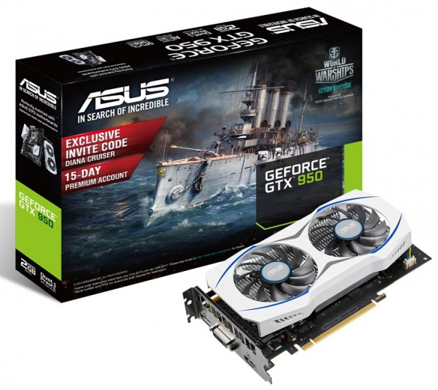 ASUS GeForce GTX 950