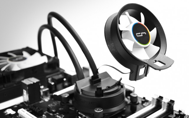 CRYORIG Hybrid Liquid Coolers