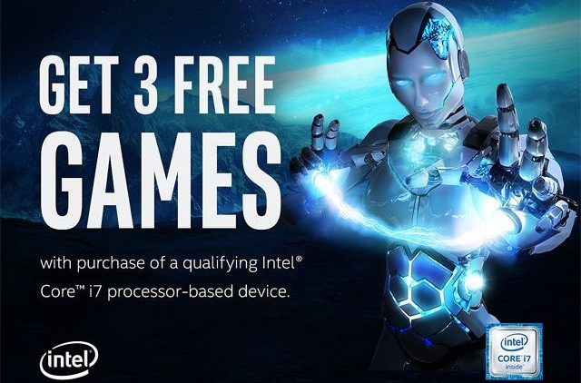 Intel NEVER. STOP. GAMING.