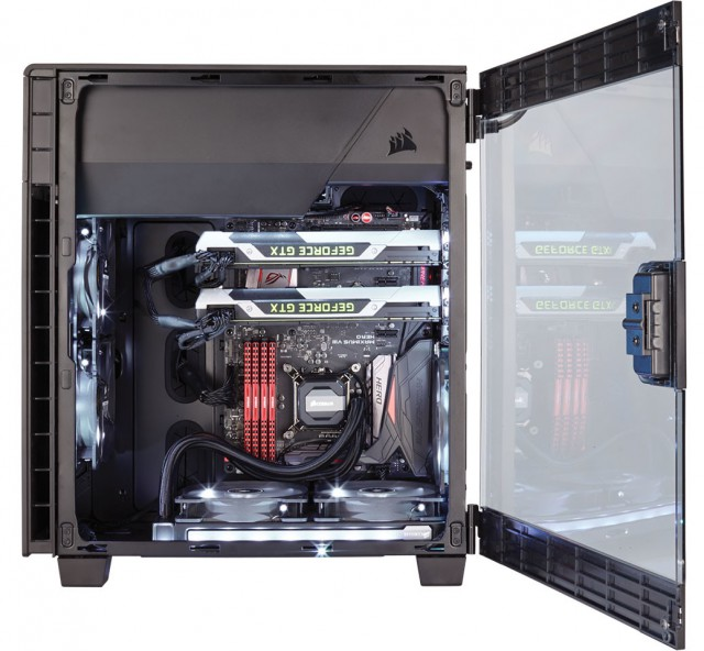 Corsair Carbide 600Q Carbide 600C