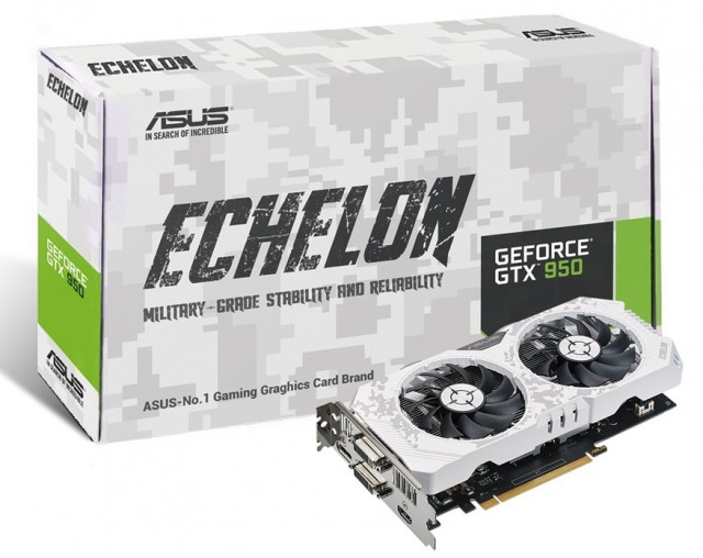 ASUS Echelon GeForce GTX 950