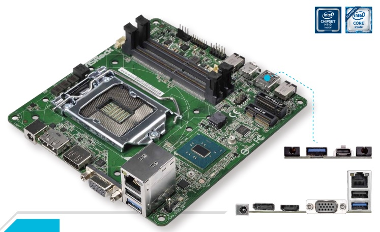 ASRock H110M-STX Intel Graphics Drivers for Mac