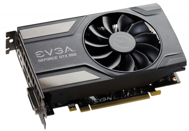 EVGA GeForce GTX 950 Low Power
