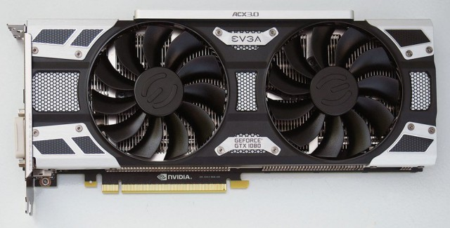 EVGA GeForce GTX 1080 ACX3 SC