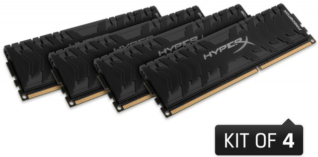 HyperX Predator Refresh DDR3