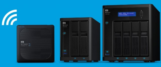 WD My Passport Wireless Pro WD My Cloud Pro