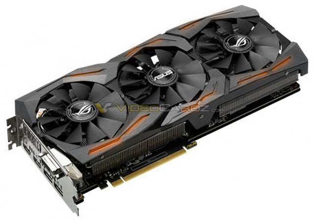 ASUS GeForce GTX 1060 STRIX GAMING
