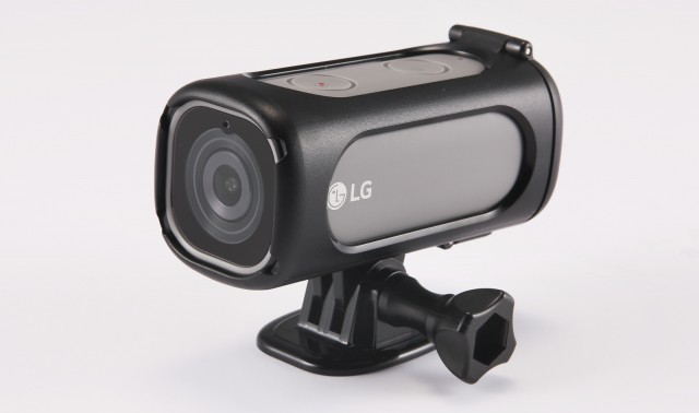 LG Action CAM LTE