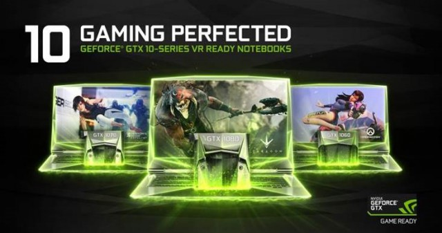 NVIDIA GeForce GTX 10