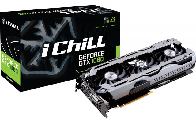 iChill GeForce GTX 1060 X3