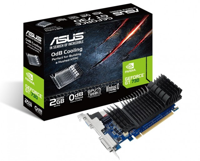 ASUS GeForce GT 730 Silent
