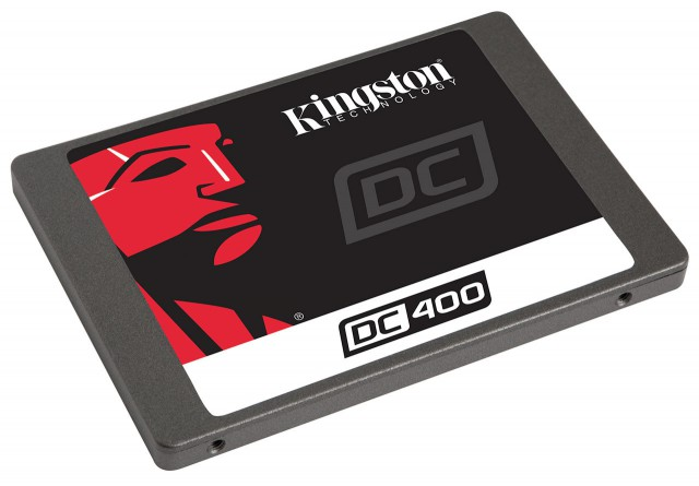 Kingston SSDNow DC400