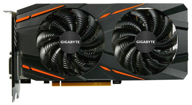 GIGABYTE Radeon RX 480 WINDFORCE
