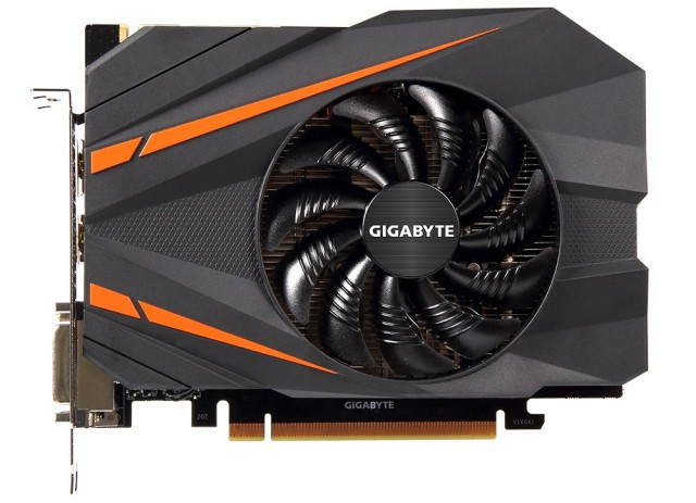GIGABYTE GeForce GTX 1070 Mini ITX