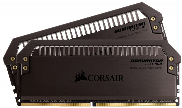 CORSAIR DOMINATOR PLATINUM Special Edition