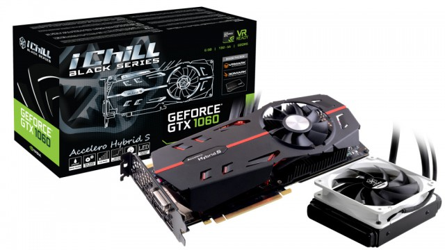 Inno3D iChill GeForce GTX 1060 Black