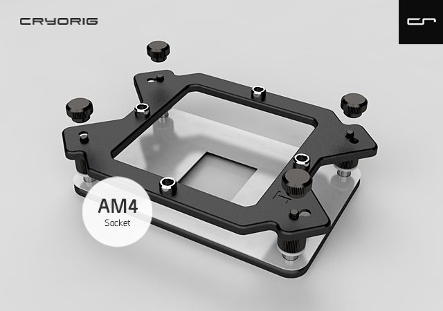 CRYORIG AM4 Upgrade Kits