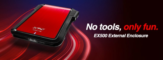 ADATA EX500 External Enclosure