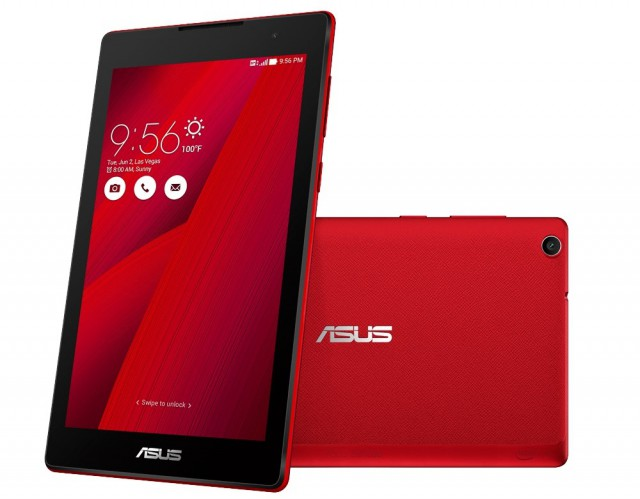 ASUS ZenPad C 7 3G 8GB Red