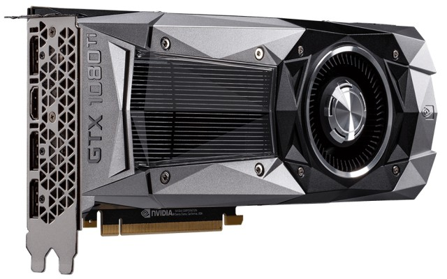 GIGABYTE GeForce GTX 1080 Ti Founders Edition 11G