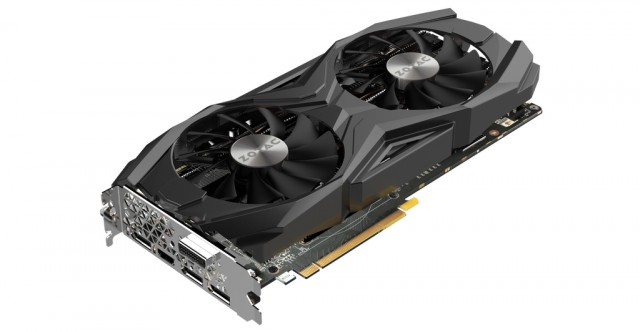 ZOTAC GeForce GTX 1080 Ti AMP Edition