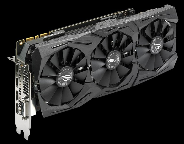 ASUS ROG Strix GeForce GTX 1080 Ti