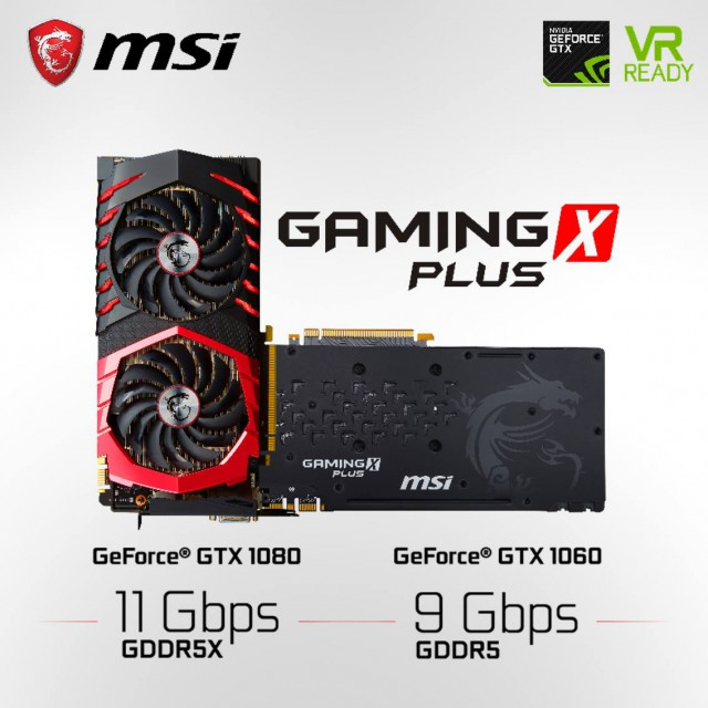 MSI Gaming X PLUS