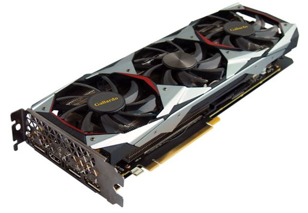 Manli GeForce GTX 1080 Ti Gallardo