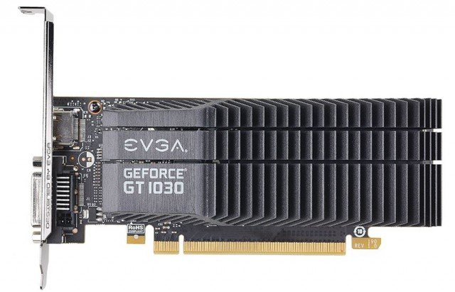 EVGA GeForce GT 1030 SC