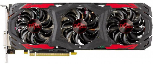 PowerColor Radeon RX 570 4 GB Red Devil