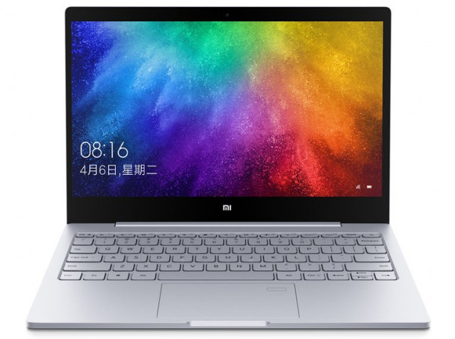 Xiaomi Mi Notebook Air 13,3 2017