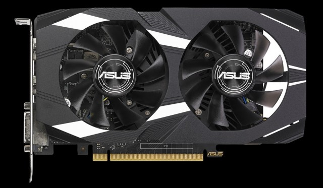ASUS Dual GeForce GTX 1050 Ti