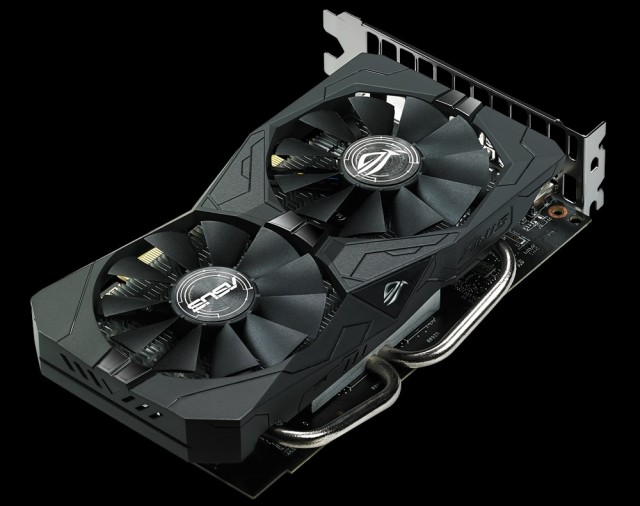ROG Strix RX560 4GB GDDR5 EVO Gaming