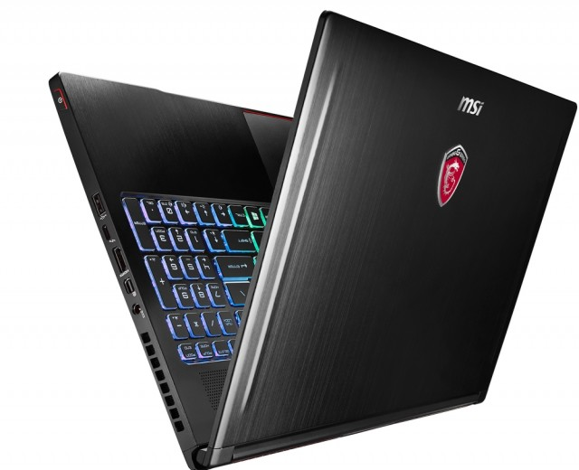MSI GS63 Stealt