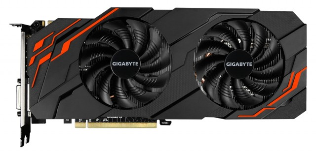 GIGABYTE GeForce GTX 1070 WINDFORCE 8G