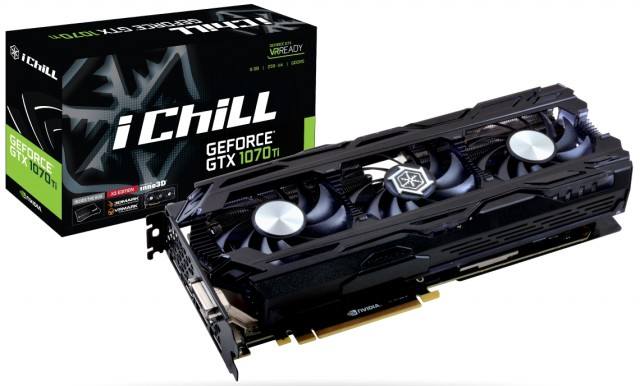 iChill GeForce GTX 1070 Ti X3