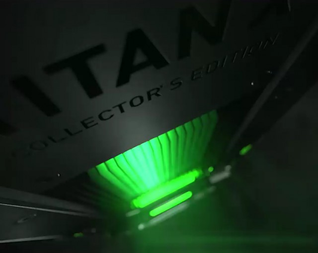 NVIDIA Titan X Collectors Edition