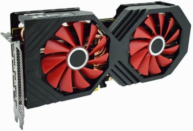 XFX Radeon RX Vega 64 Double Edition