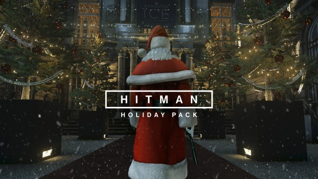 Hitman Holiday Pack