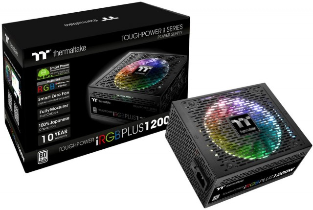 Thermaltake Toughpower iRGB PLUS