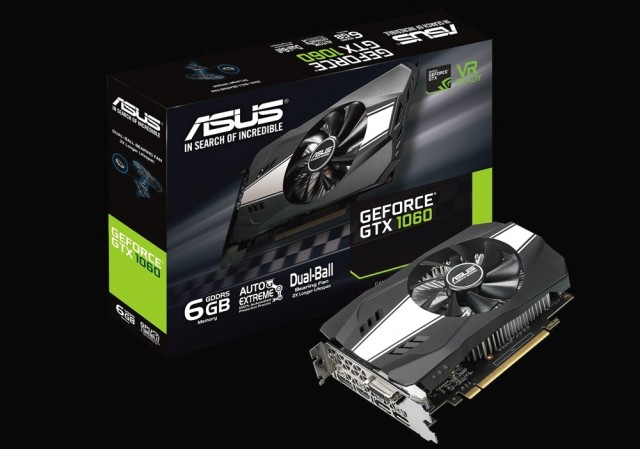 ASUS Phoenix GeForce GTX 1060 6GB