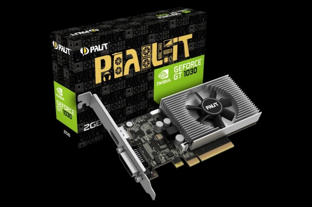 Palit GeForce GT 1030
