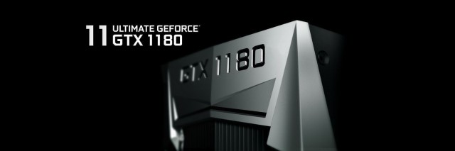 NVIDIA GeForce GTX 1180