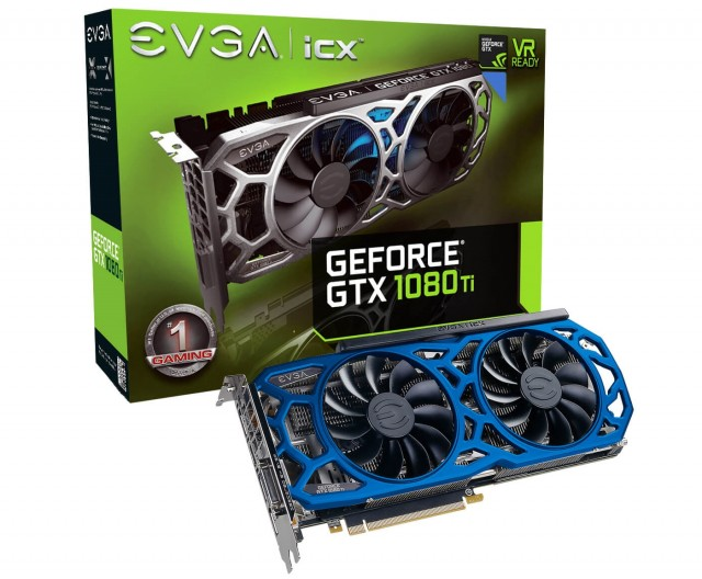 EVGA GeForce GTX 1080 Ti SC2 ELITE GAMING